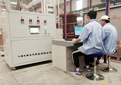 YGSX-800-3000Q十二相全自動低壓開關柜溫升試驗儀